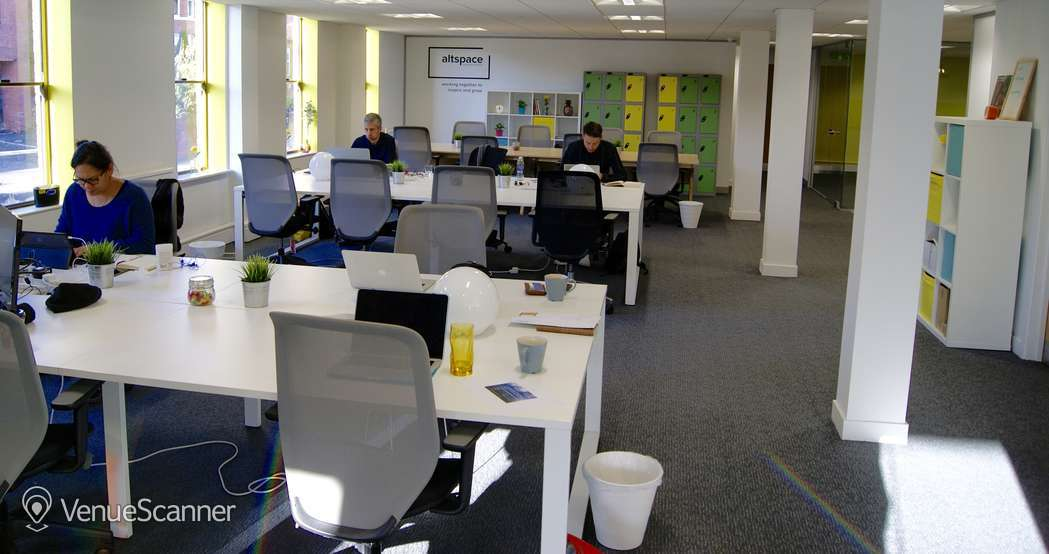 Hire altspace Coworking Office Meeting Room 1