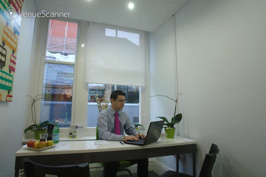 Hire Mse Meeting Rooms London Interview Room