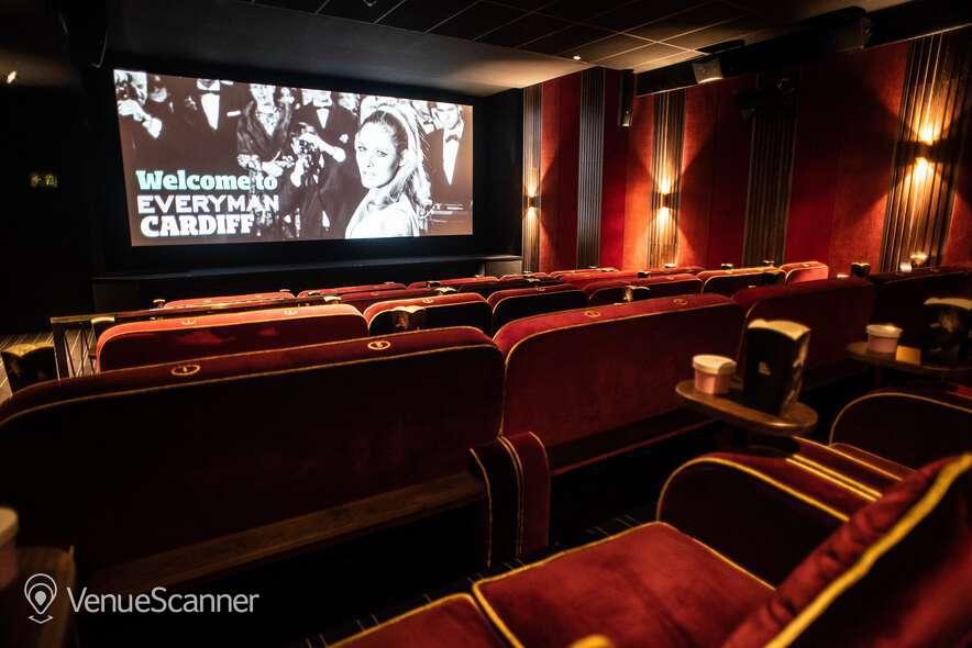 Hire Everyman Cinema Cardiff Screen 3