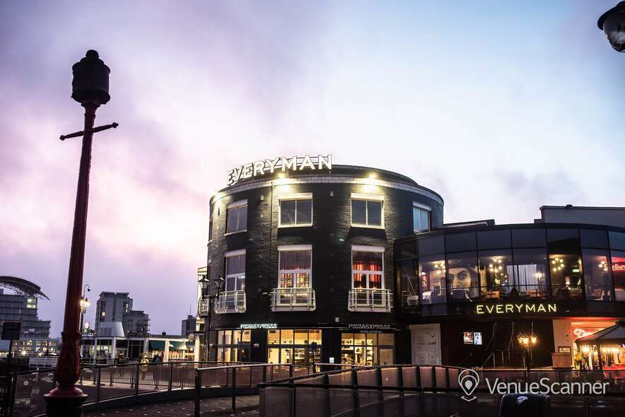 Hire Everyman Cinema Cardiff Screen 2 3