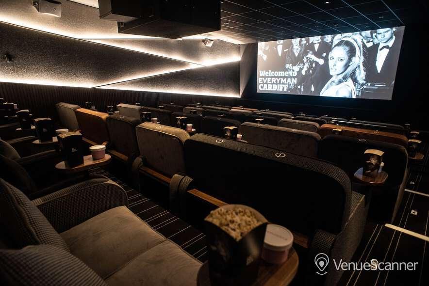Hire Everyman Cinema Cardiff Screen 3 1