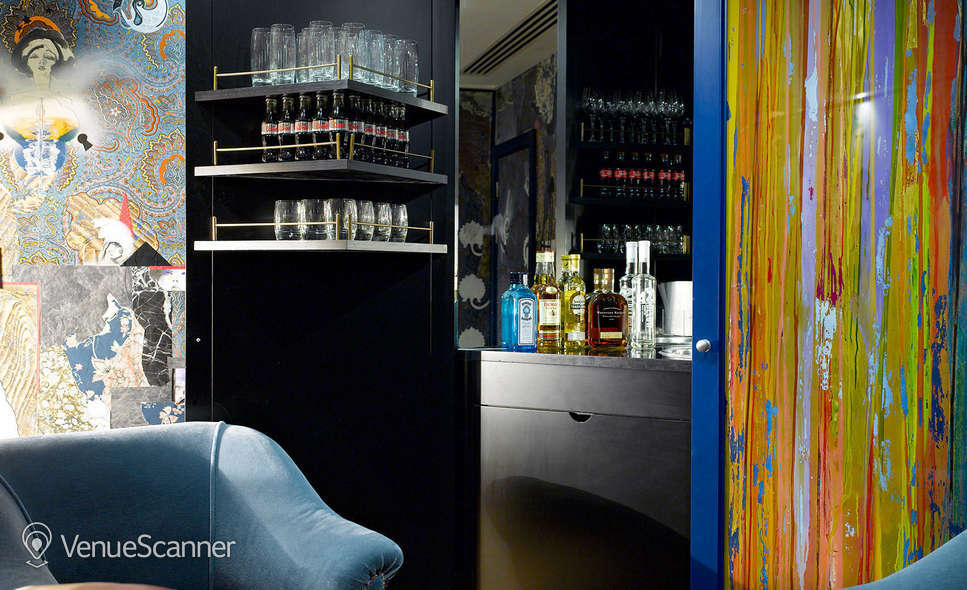 Hire H Club London Bellini Bar