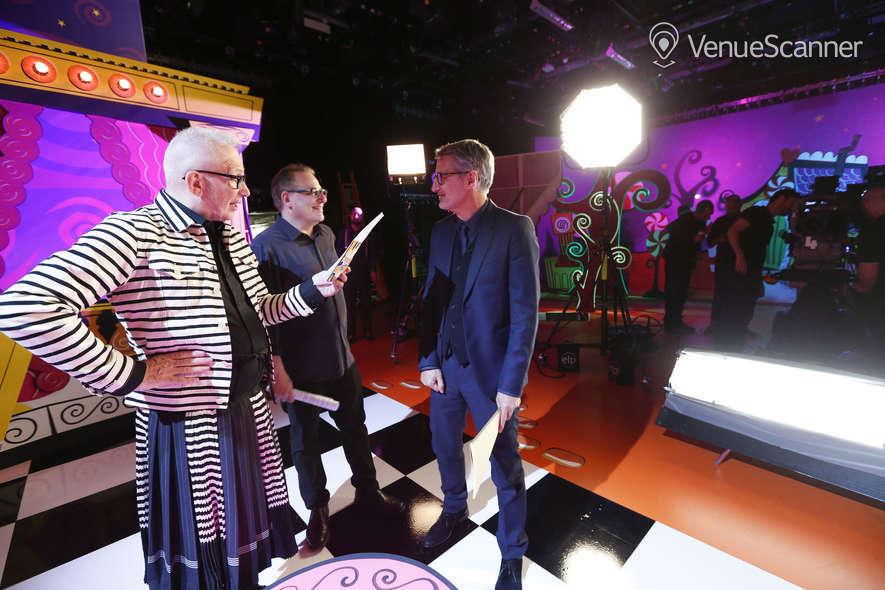 Hire H Club London The Tv Studio 6