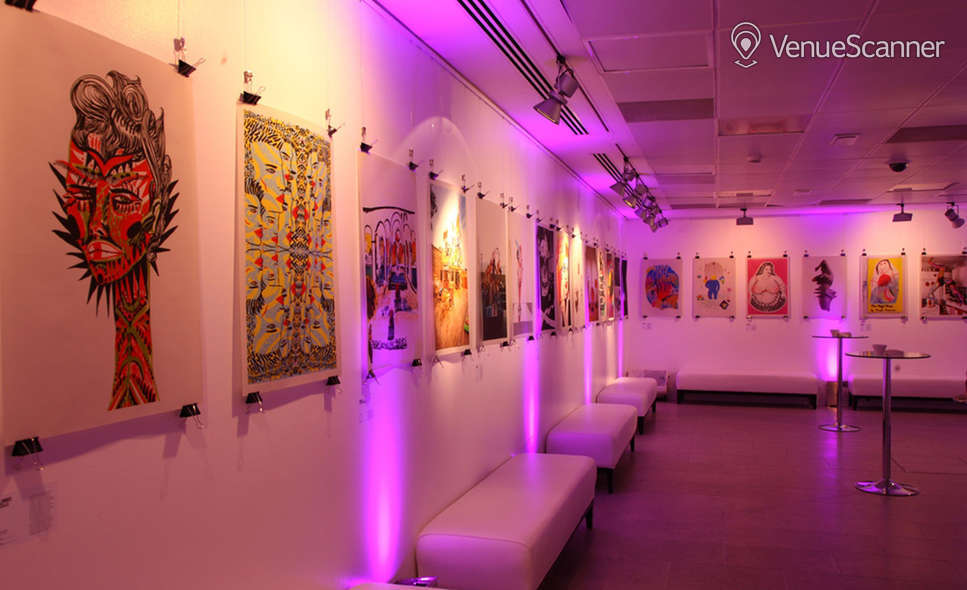 Hire H Club London The Gallery 2