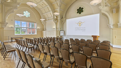 St Martins House Conference Centre Leicester The Grand Hall 0