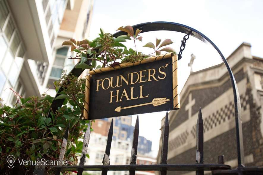 Hire Founders' Hall Founders' Hall 14