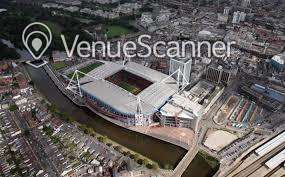 Hire Principality Stadium The Clubhouse 2