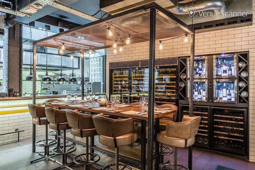 Hire Heddon Street Kitchen By Gordon Ramsay Kitchen Table 1
