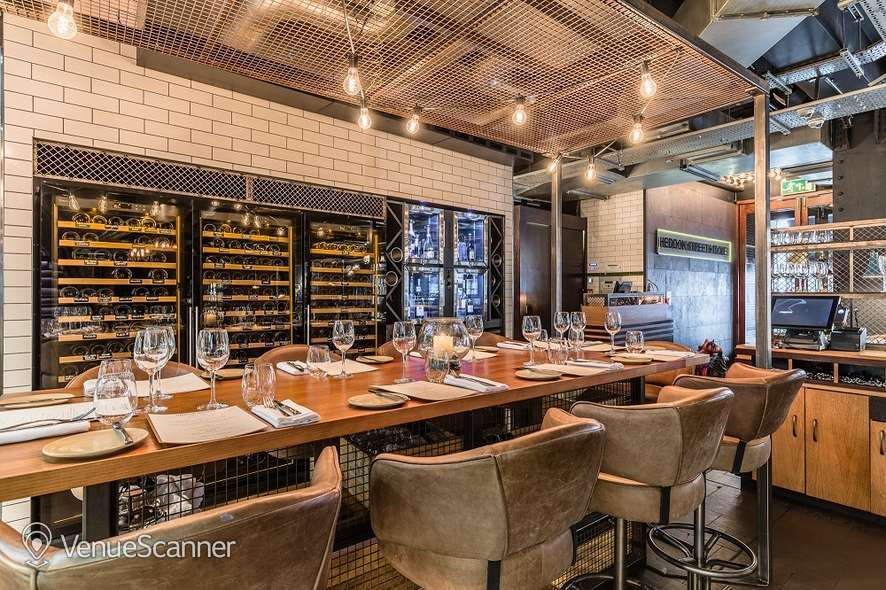 Hire Heddon Street Kitchen By Gordon Ramsay Kitchen Table 2