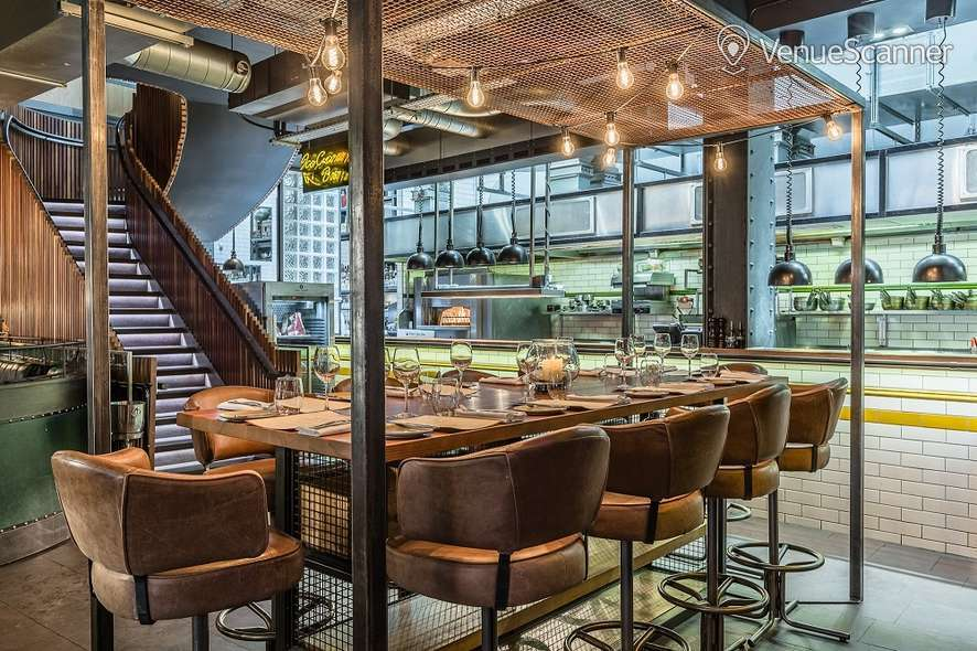 Hire Heddon Street Kitchen By Gordon Ramsay Kitchen Table 4