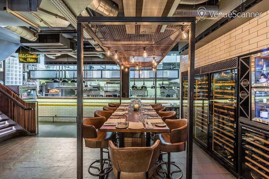 Hire Heddon Street Kitchen By Gordon Ramsay Kitchen Table