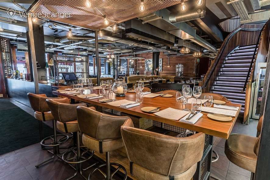 Hire Heddon Street Kitchen By Gordon Ramsay Kitchen Table 3