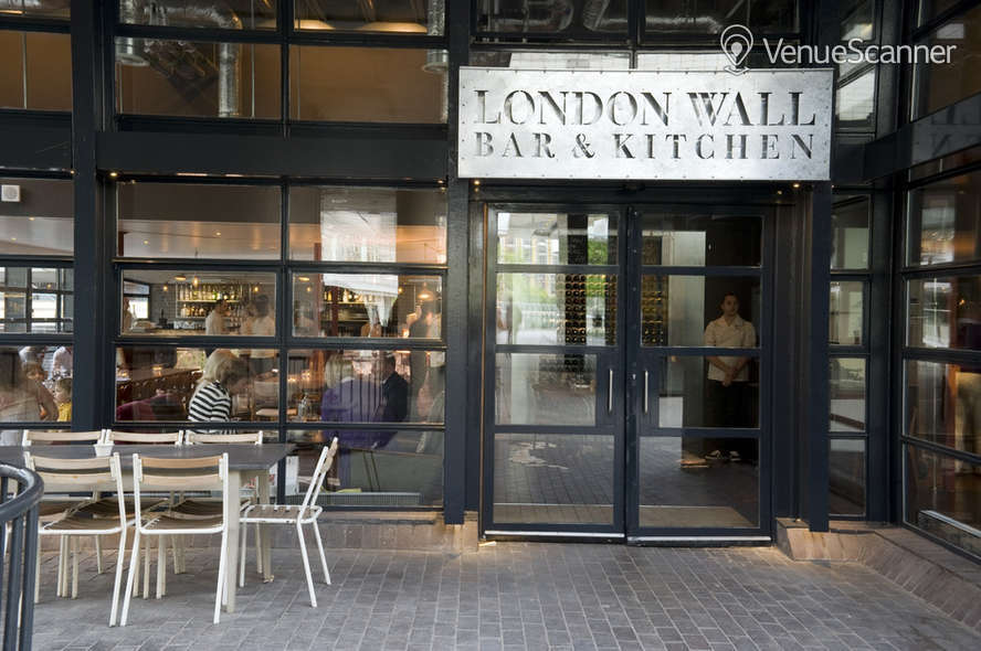 Hire London Wall Full Venue Hire 7