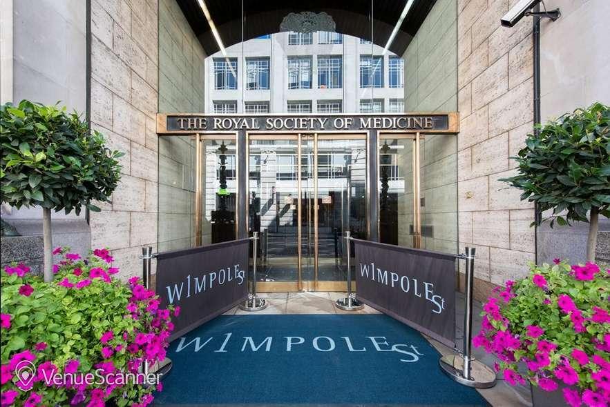 Hire 1 Wimpole Street Naim Dangoor Auditorium 4