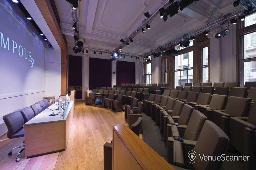 Hire 1 Wimpole Street Naim Dangoor Auditorium 1