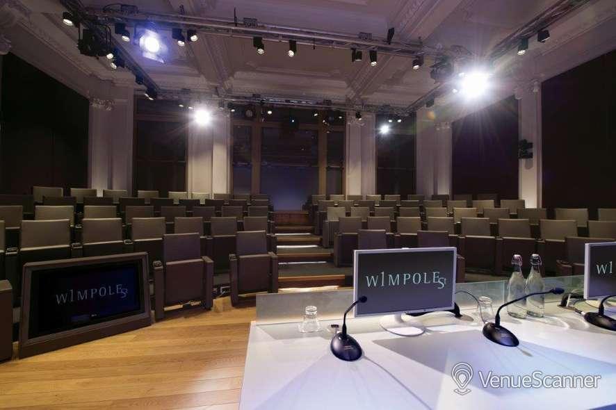 Hire 1 Wimpole Street Naim Dangoor Auditorium 2
