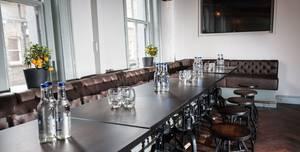 The Marylebone, Saloon Bar