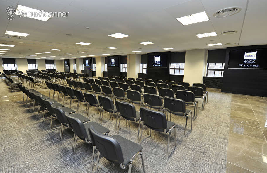 Hire 200 Svs Edinburgh Suite