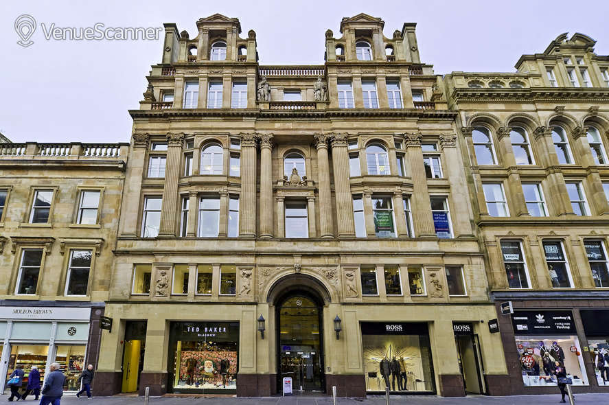 Hire Regus Glasgow Buchanan Street Gordon 2