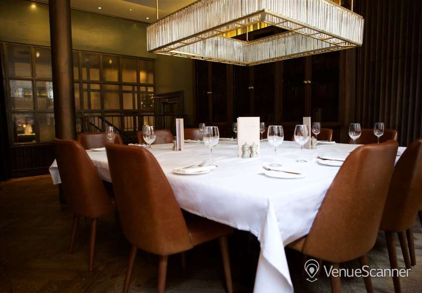 Hire Gusto Restaurant Manchester Private Dining