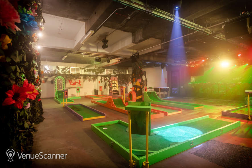 Hire Plonk Hoxton The Whole Space 2