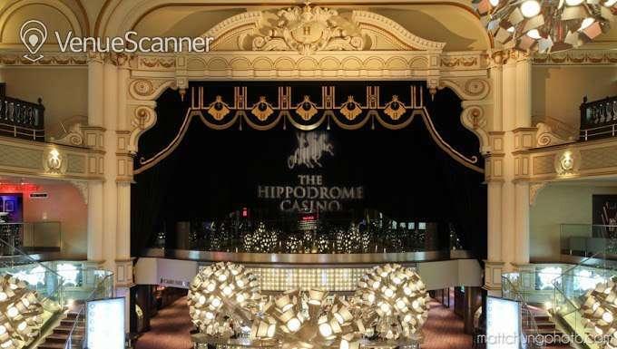 The Hippodrome Casino London Function Room