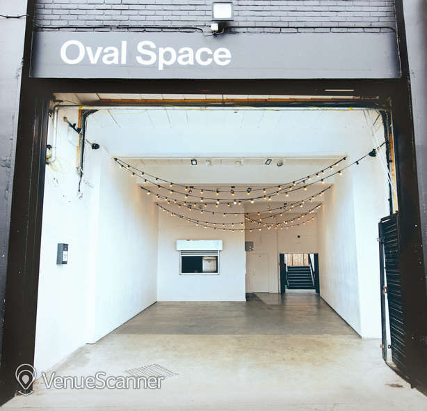Hire Oval Space Oval Space 6