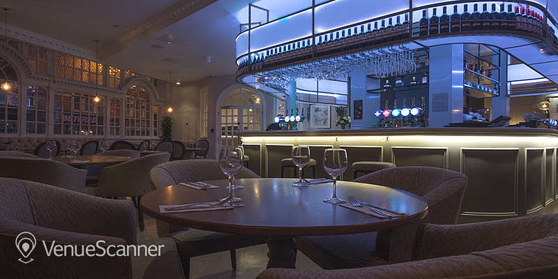 Hire The King's Head Bar Area
