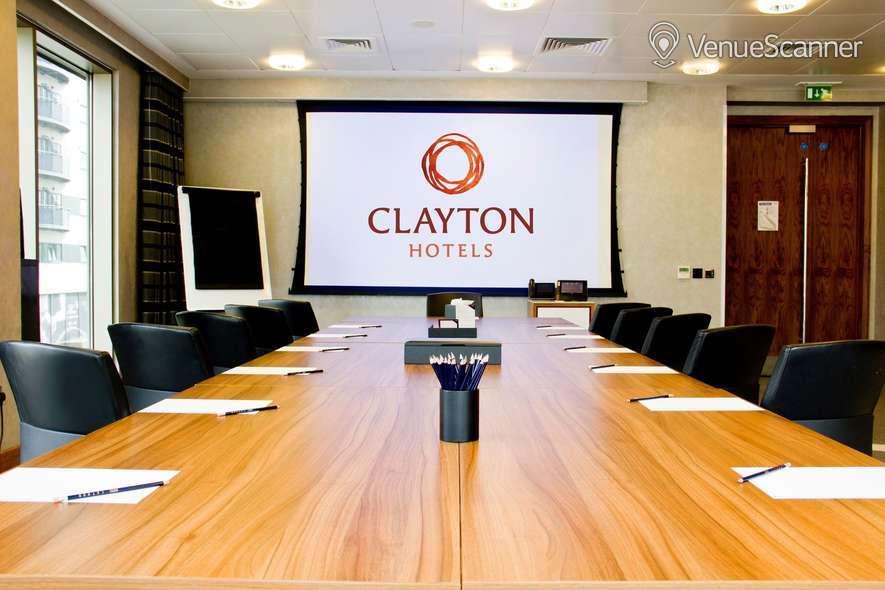 Hire Clayton Hotels Birmingham Meeting Room Four 2