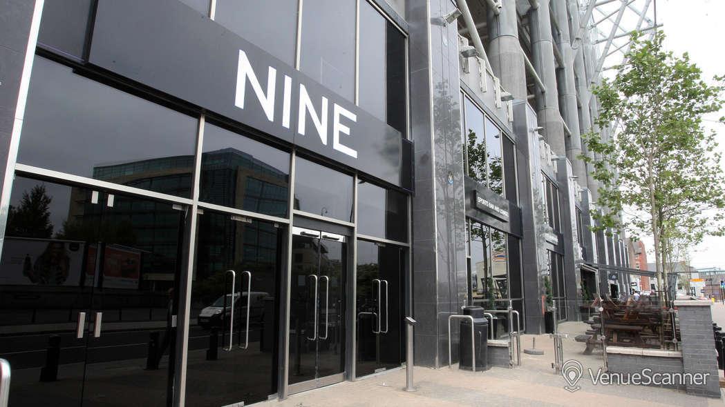 Hire Newcastle United Football Club NINE Sports Bar & Lounge 1
