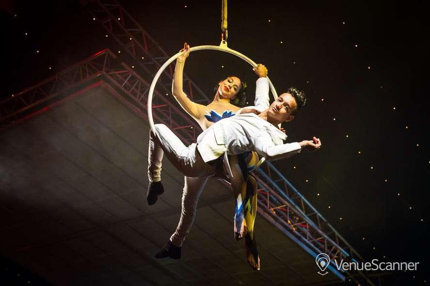 Hire The Bloomsbury Big Top | Cirque Lumiere | VenueScanner