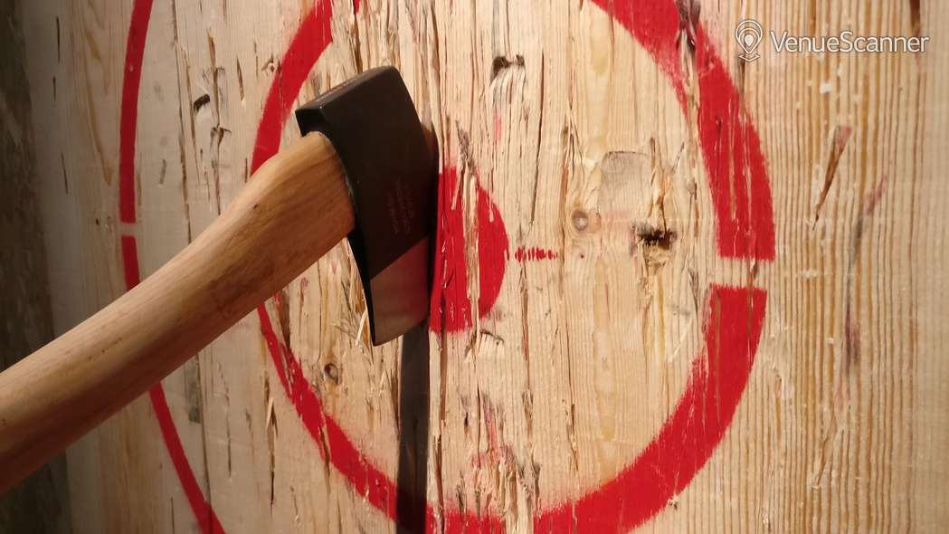 Hire Whistle Punks Urban Axe Throwing Whistle Punks Vauxhall 2