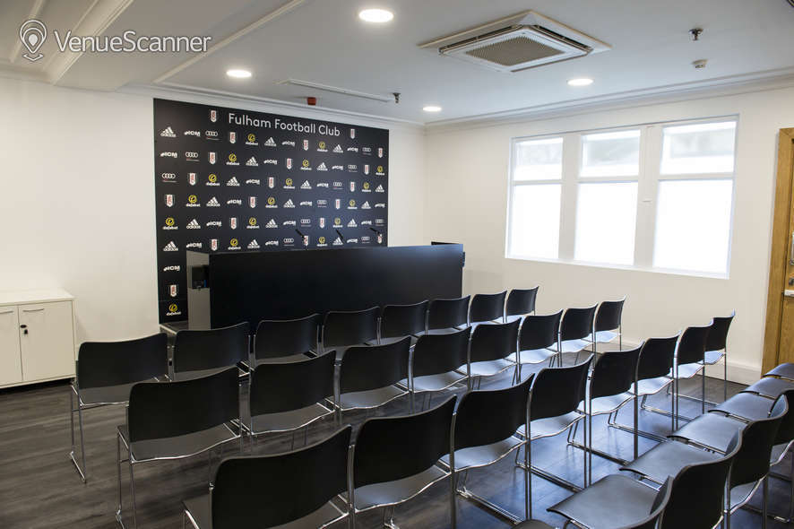 Hire Fulham Football Club, Craven Cottage The Press Room