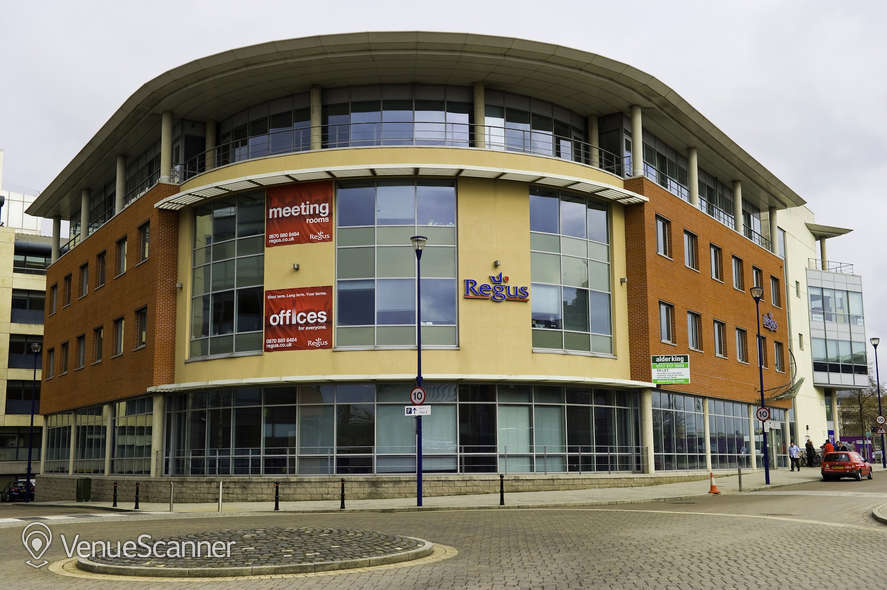 Hire Regus Bristol Temple Quay Brunel 1