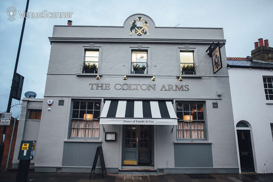 Hire The Colton Arms The Racquet Room 4
