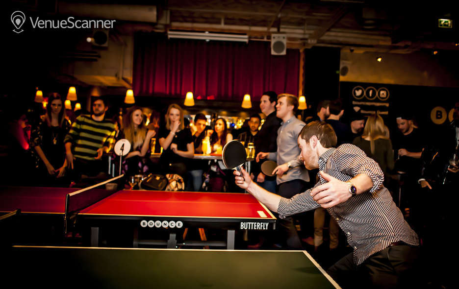 Hire Bounce Farringdon The Jaques Room