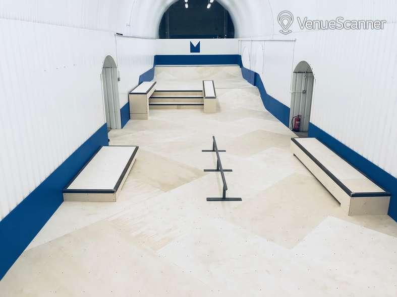 Hire Hop Kingdom Hop Kingdom Skatepark 3