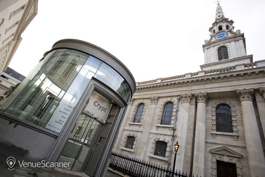 Hire St Martin-in-the-fields St Martins Hall 4