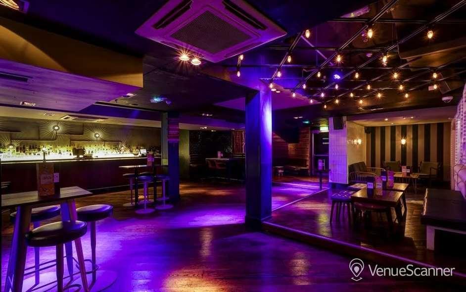 Hire Patch Bar St Paul's Basement Bar 5