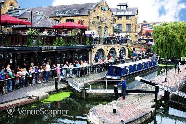 Hire Dingwalls Canal Bar 2
