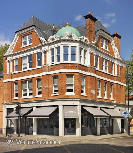 Hire Beaufort House Chelsea Club Room 4