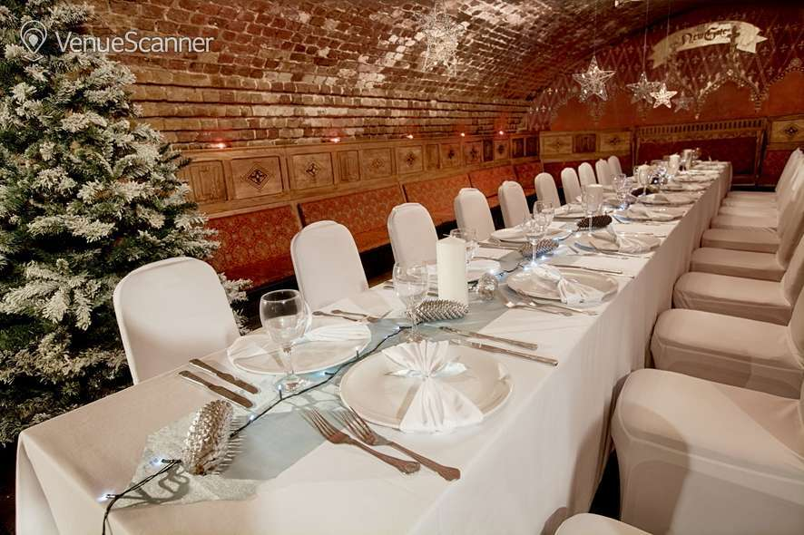 Hire The Ivory Vaults Xmas Party, Nightfall Banquet