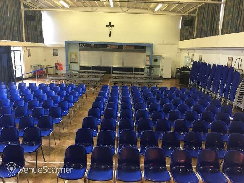 Hire Holy Family School Sports Hall
