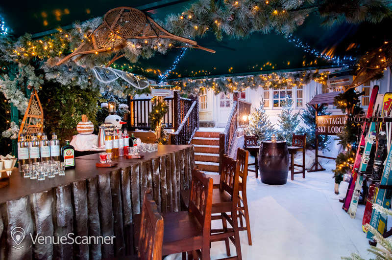 Hire The Montague On The Gardens The Montague Ski Lodge