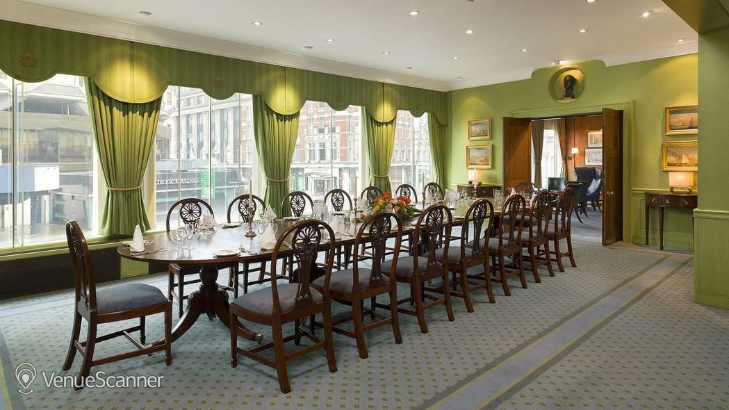 Hire The Royal Thames Yacht Club Edinburgh Room