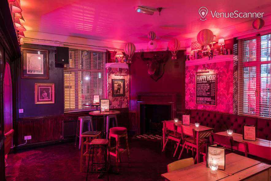 Hire Simmons | Euston Square Function Room