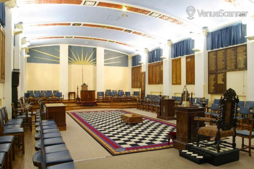 Hire The Arnold House Rugby Masonic Centre Exclusive