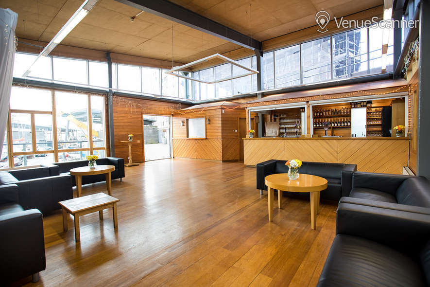 Hire Greenwich Yacht Club The River Rooms 3