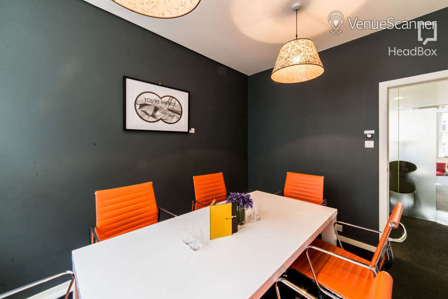 Hire One Alfred Place Boardroom 4