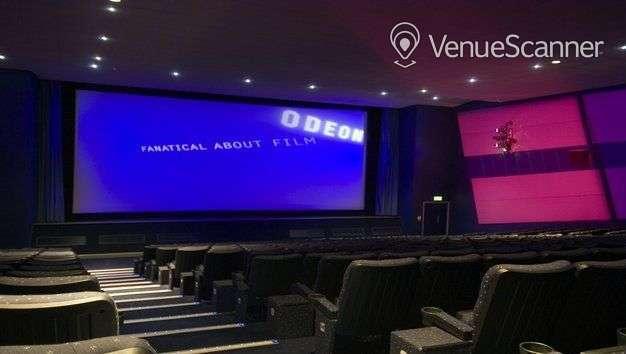 Hire Odeon Kingston Screen 2 Venuescanner